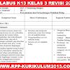 Silabus k13 Kelas 3 Revisi 2018