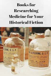 medicine, research, books, novels, historical fiction