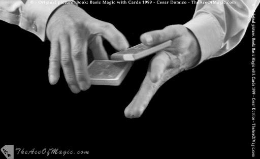 Magic Card Tricks Techniques