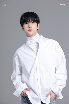DY, integrante de JUST B de Kpop