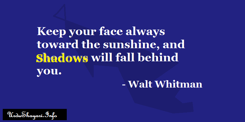 Sunshine, Motivational quotes about life, Poetry