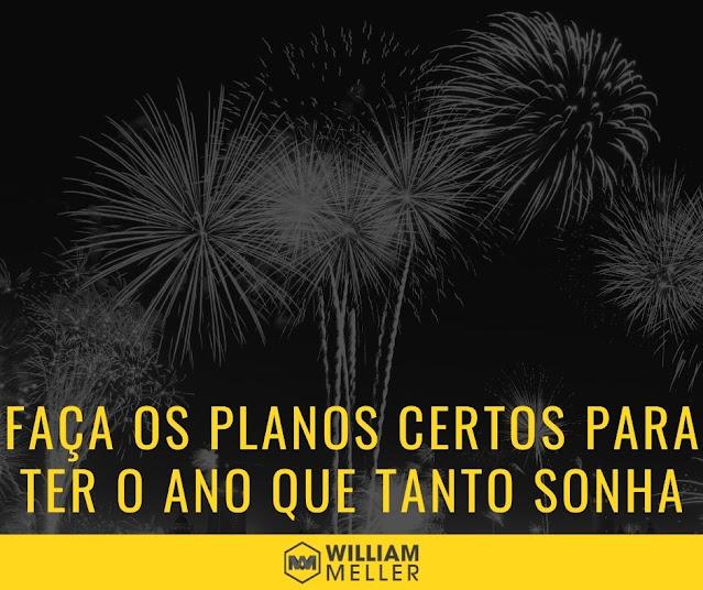 Faça os planos certos para ter o ano novo que tanto sonha