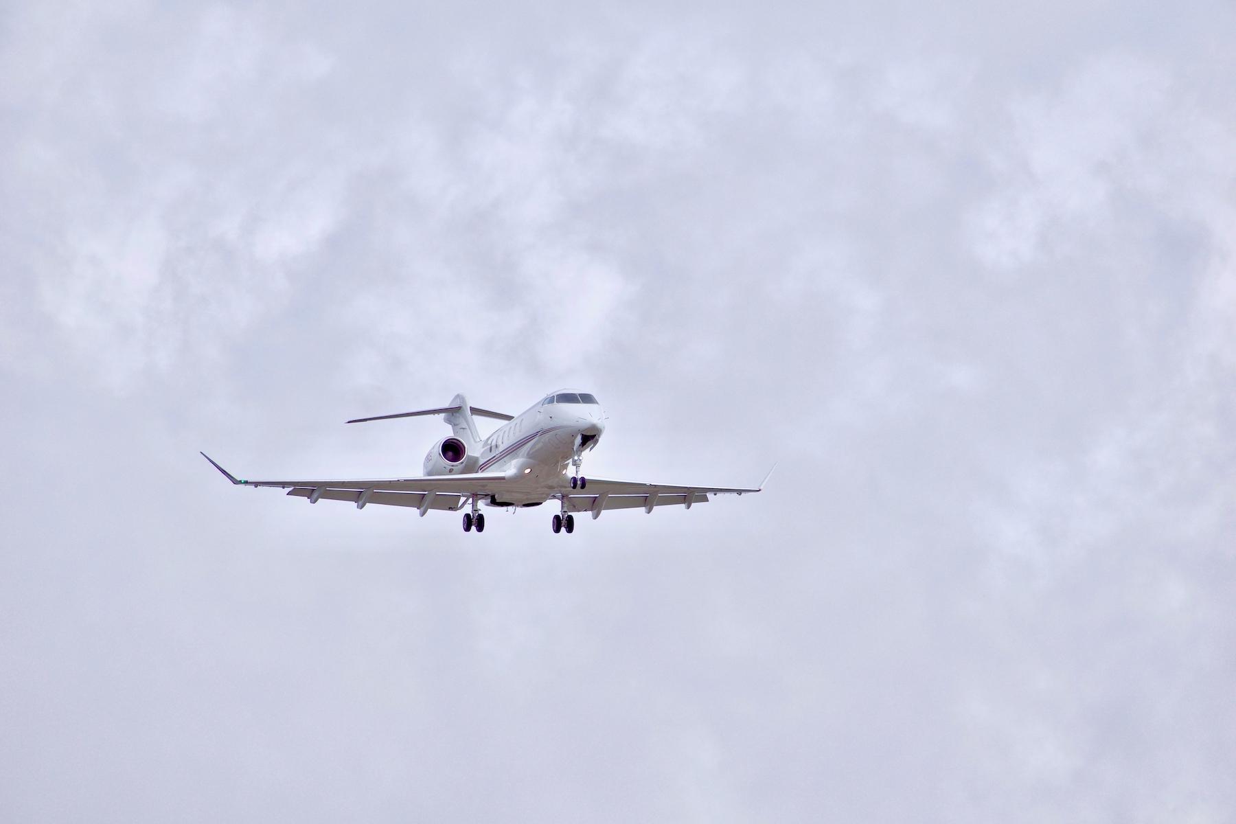 Mohammed bin Rashid Aerospace Hub records 336 percent growth in private jet flights in Q1 2021