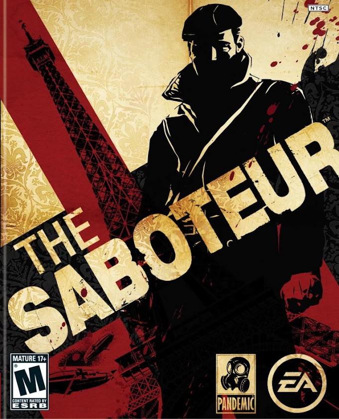 Game The Saboteur Open World Mirip GTA V