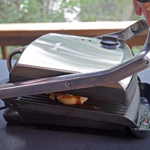 Breville sanwich grill press TG425XL