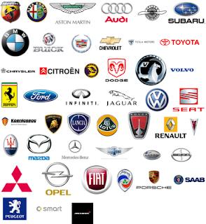 Famous Car Company Logos Car Logo