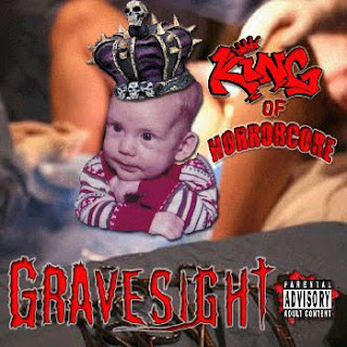 Gravesight - King Of Horrorcore (2016)