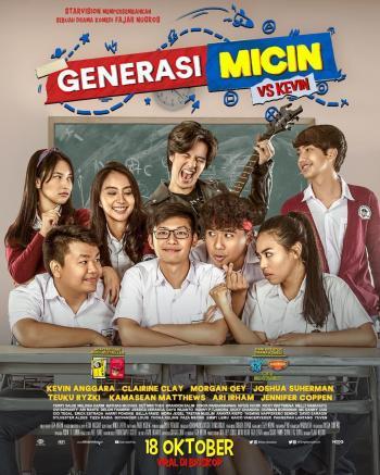 [DOWNLOAD Film] Generasi Micin (2018) Sub Indonesia BluRay, 480p, 720p & 1080p