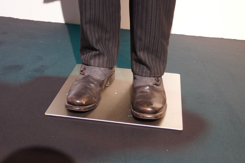Oscar Diggs Oz Great and Powerful costume shoes