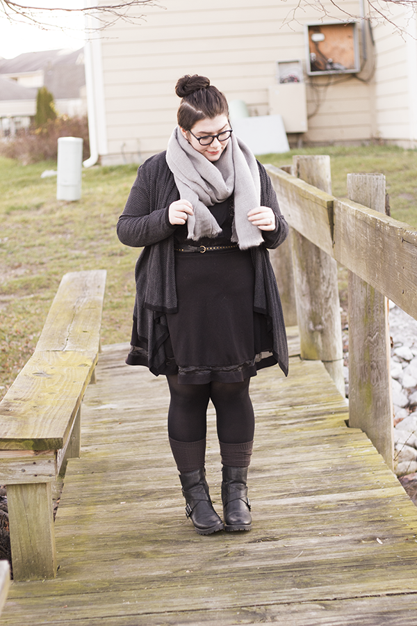 Monochromatic, a post on katielikeme.com #fashion #outfit #fatshion
