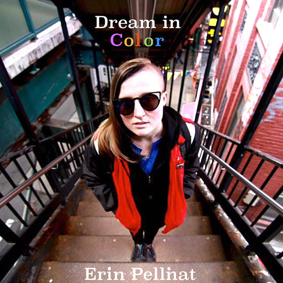 "Brooklyn Based Erin Pellnat's EP ""Dream In Color"" Is As Rich As A Box Of Old Polaroids"