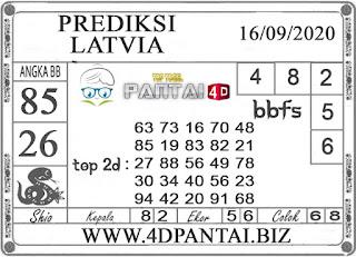 PREDIKSI TOGEL LATVIA PANTAI4D 16 SEPTEMBER 2020
