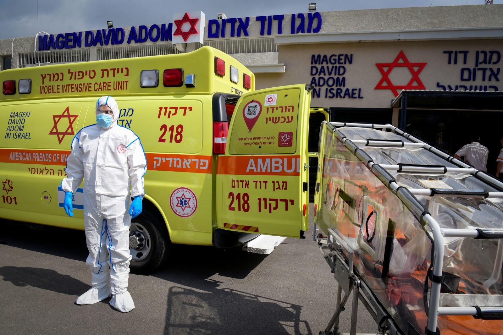 Virus Corona Menyebar, Zionis Israel Takut Pecah Perang Lawan Palestina