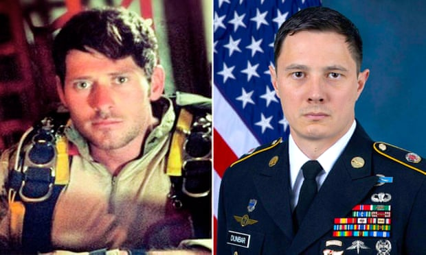 Американский спецназовец разорвал своего английского коллегу на куски в Сирии
