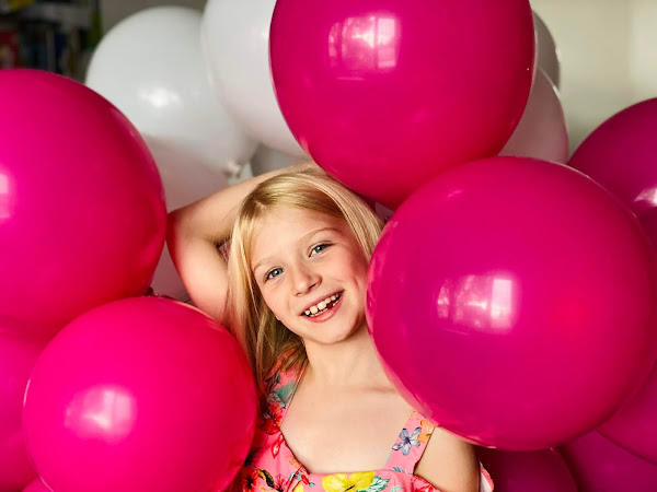 Tips For Hosting An 8th Birthday Party (and Review of Zuru Bunch O Balloons Party Pack)