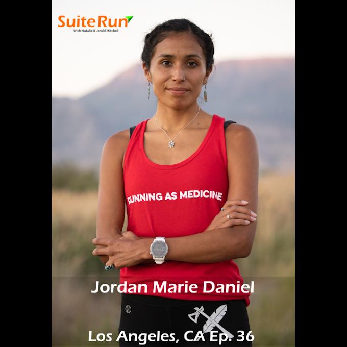36 | Los Feliz with Jordan Marie Daniel: Running through the Hills of Los Angeles