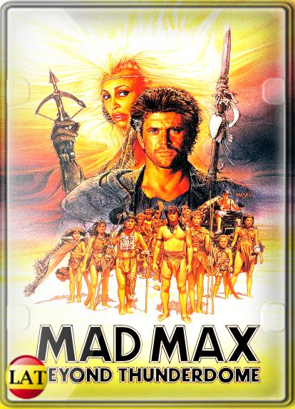 Mad Max: Más Allá de la Cúpula del Trueno (1985) DVDRIP LATINO