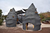 BIG Acorn Playground by Benjamin Gilbert & Simone Bliss