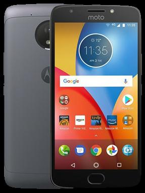 Motorola MOTO E4 Plus XT1770 Firmware