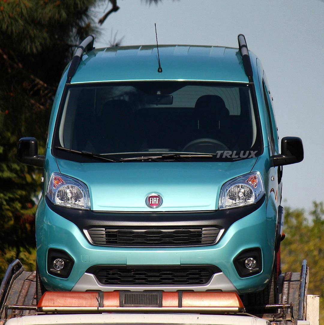 Spy: Fiat Qubo MY 2016
