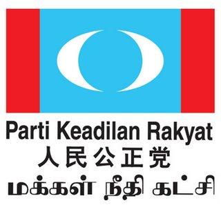 Malay atas bendera parti politik - 3 5