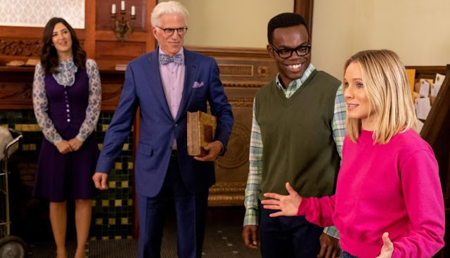 Los Lunes Seriéfilos emmy 2019 mejor comedia the good place