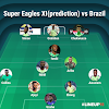 How Super Eagles May Line-up without Oghenekaro Etebo