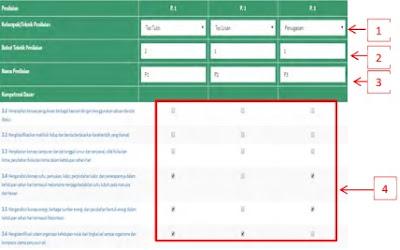 Merencanakan  Penilaian Harian di Aplikasi E-Rapor