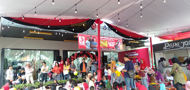 3Second Family Store Kini Hadir di Lampung