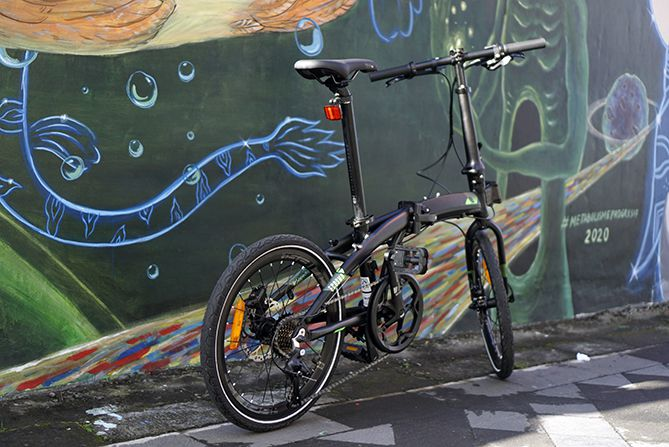 Sepeda Lipat Ecosmo 8 2020