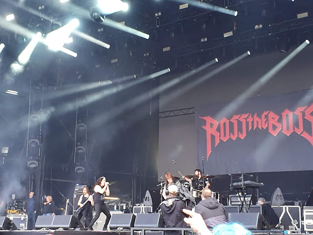 Ross The Boss at Bloodstock 2019