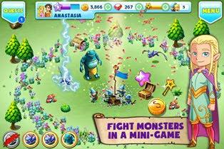 0ca28dde3aa30619afc807d03813c045185cdb37 Novo jogo da Gameloft é ideal... para sua filha