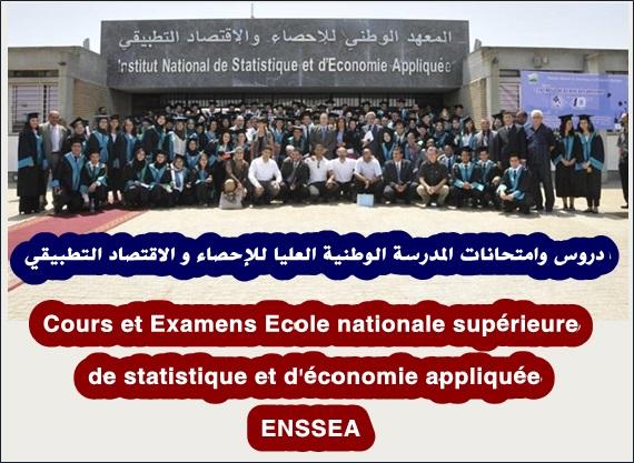 l'ENSSEA ex INPS
