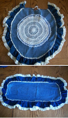 50 Creative and Cool Ways To Reuse Old Denim (50) 32