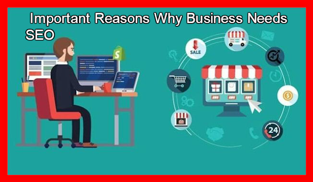 Get Most Important Reasons Why Business Needs SEO in 2019