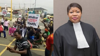 """""""We Are Closely Monitoring Events"""" – ICC Reacts To Killing Of #EndSARS Protesters"""