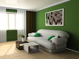 sala paredes verdes
