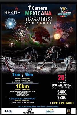 1ra Carrera Mexicana Nocturna con Causa