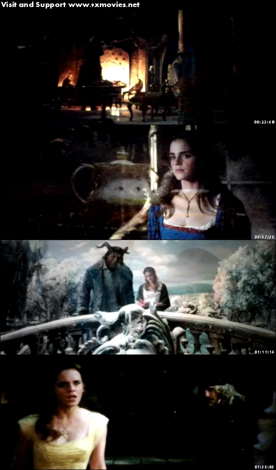 Beauty and The Beast 2017 English 720p HDTS