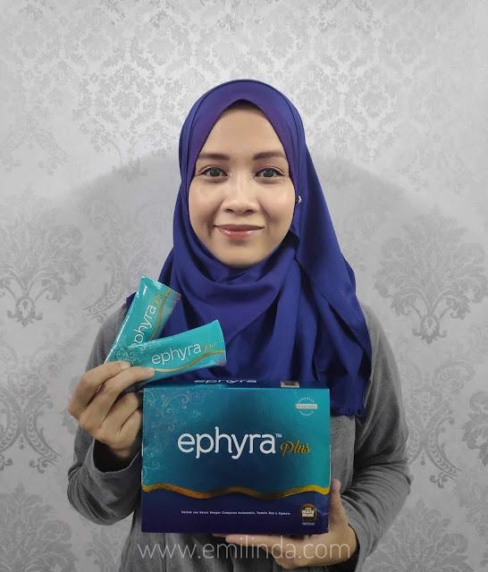 EPHYRA PLUS | KEKALKAN TENAGA BERPANJANGAN SEMASA HAMIL