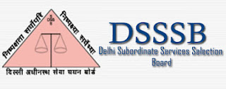 dsssb notification 2017