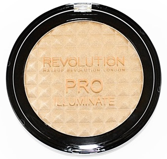 Makeup Revolution Pro Highlighter- Illuminate | Best Powder Highlighters
