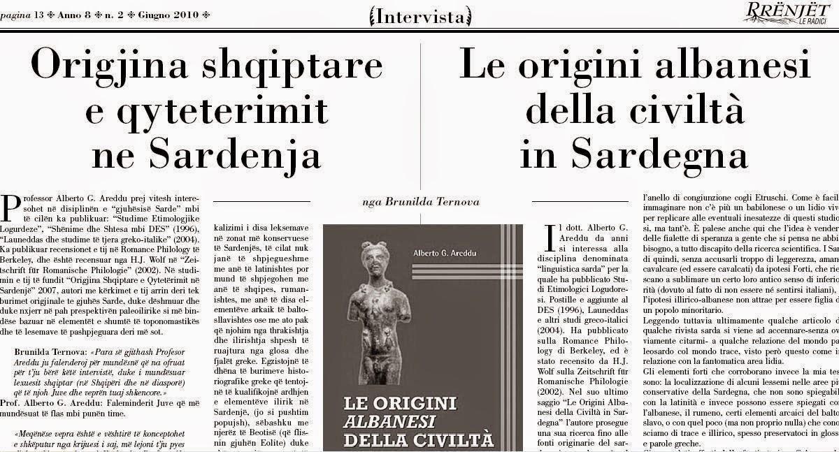 Giornali albanesi - Gazeta Shqiptare