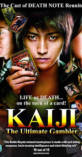 Kaiji: The Ultimate Gambler 2019 Japanese 480p BluRay 550MB With Subtitle