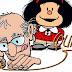 Μαφάλντα:  Η «Χάρτινη» ηρωίδα, δημιούργημα του διακεκριμένου αργεντίνου κομίστα Κίνο (Quino)