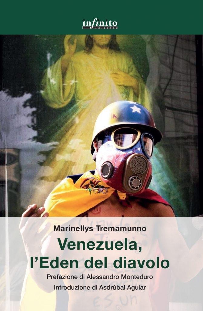 """Ronchi dei Legionari: venerdì 25 settembre la presentazione del libro """"Venezuela, l'Eden del diavolo"""""""
