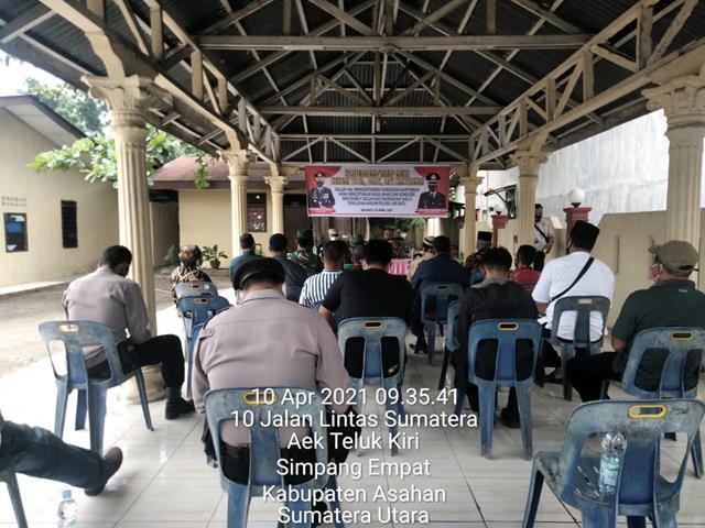 Silaturahmi Personel Jaajran Kodim 0208/Asahan Bersama Dengan Seluruh Porkompincam Dan Toda