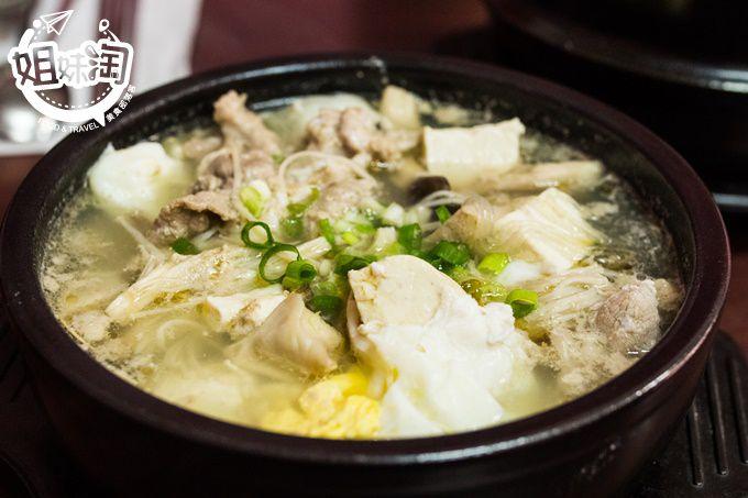不用百元就能吃到的韓式料理,但不太韓的韓式料理-韓園