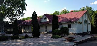 Графское. Гостинично-оздоровительный центр «Форест-Парк». Медицинский центр
