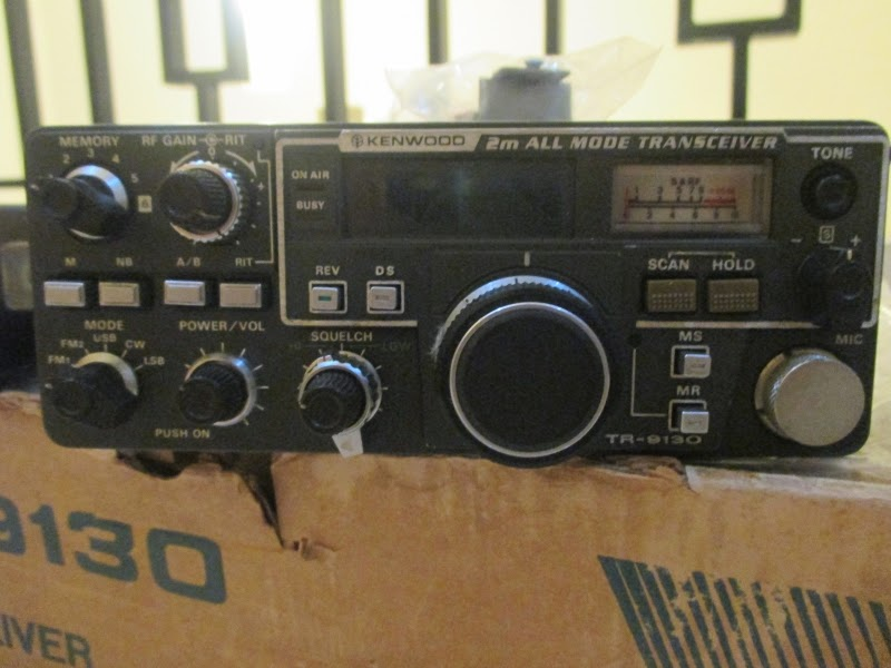Kenwood Tr 9130 manual